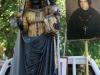 Madonna D'Oropa e Testimoni